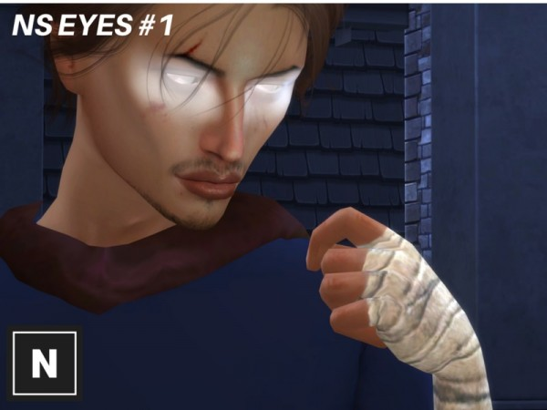 The Sims Resource: Herobrine eyes 1 by networksims