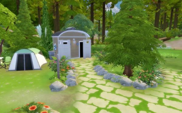 Via Sims: House 60   Camping