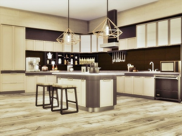 The Sims Resource: ARO house by marychabb