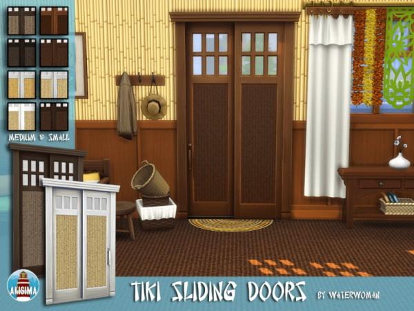 Akisima Sims Blog: Tiki Themed Build Set