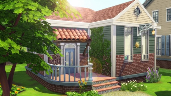 Sims Artists: The house of the Sun