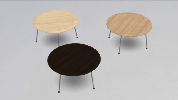Meinkatz Creations: Plywood Group CTM coffee table