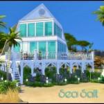 Veranka Ultra Lounge Bed Frames Sims 4 Downloads