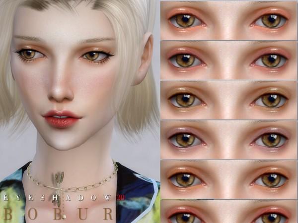 The Sims Resource: Eyeshadow 30 by Bobur3