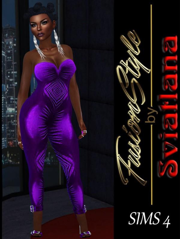 Fusion Style: Overalls by Sviatlana