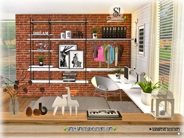 SIMcredible Designs: ScandiFever Decor