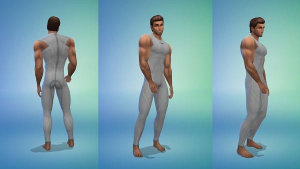 OceanRAZR: Male Wetsuit