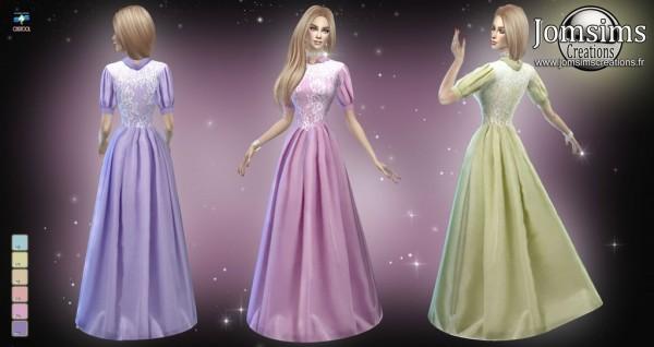 Jom Sims Creations: Sledrina dress