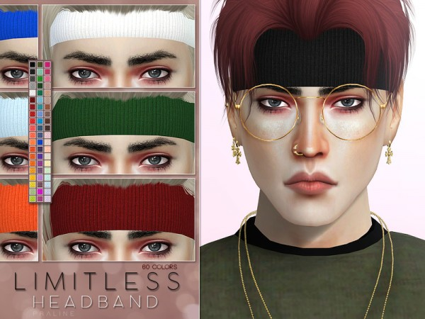 The Sims Resource: Limitless Headband by Pralinesims