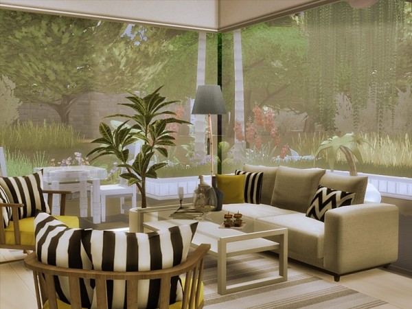 The Sims Resource: Calm house by marychabb