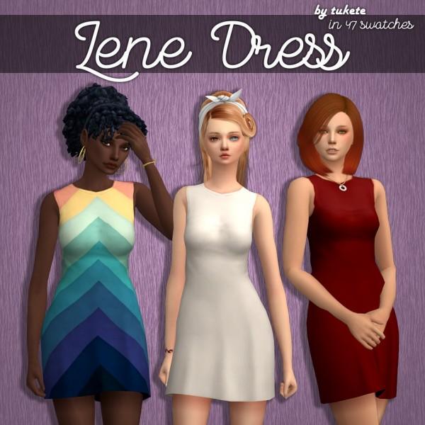 Tukete: Lene Dress