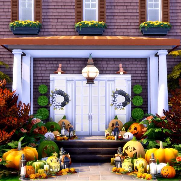 Romantic Garden Designs: Simsational Designs: Romantic Garden Expanded