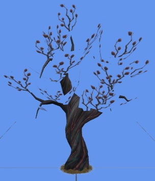 Luniversims: Vampire Mod + Heart Tree