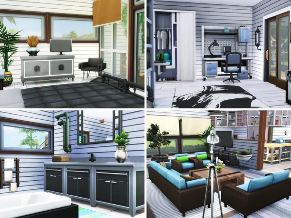 The Sims Resource: Container Life 3 by MychQQQ