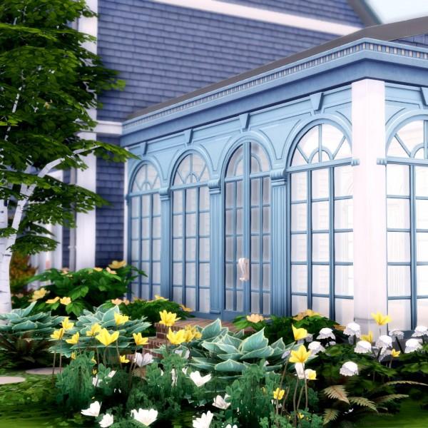 Simsational designs: Romantic Garden Expanded   16 New Doors and Windows