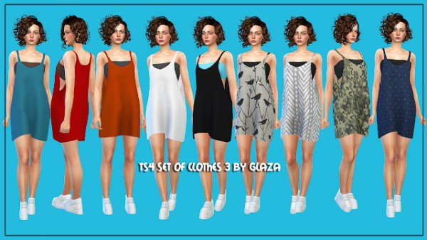 All by Glaza: Set of clothes 3