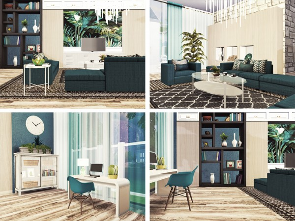 The Sims Resource: Emery house by Rirann