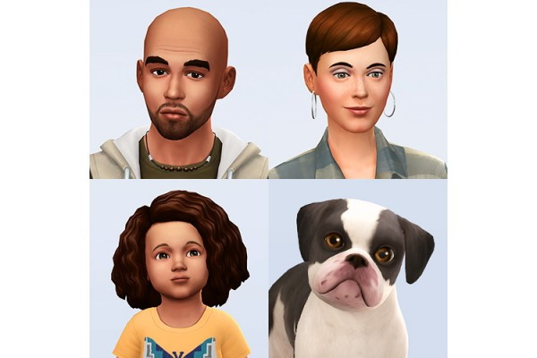 Simsontherope: Savidal Sims Models
