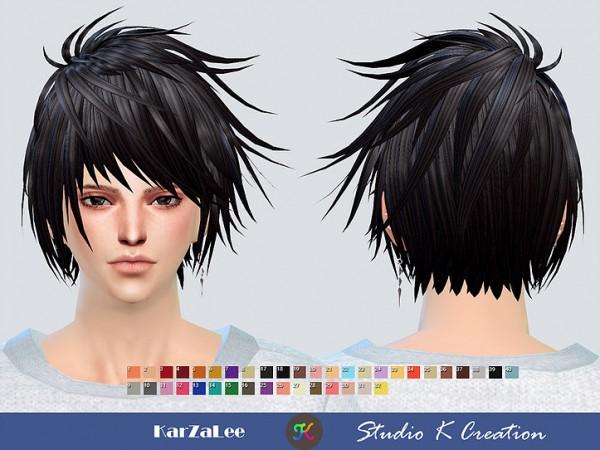 Studio K Creation: Animate hair 98 L