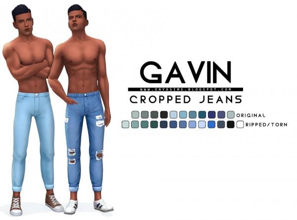 Onyx Sims: Gavin jeans