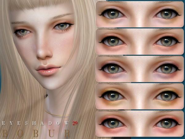 The Sims Resource: Eyeshadow 29 by  Bobur3 [I am from UZBEKISTAN]