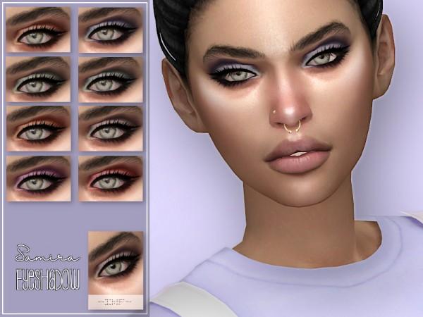 The Sims Resource: Samira Eyeshadow N.52 by IzzieMcFire