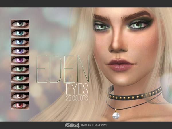 The Sims Resource: Eden eyes 1 by sugar owl