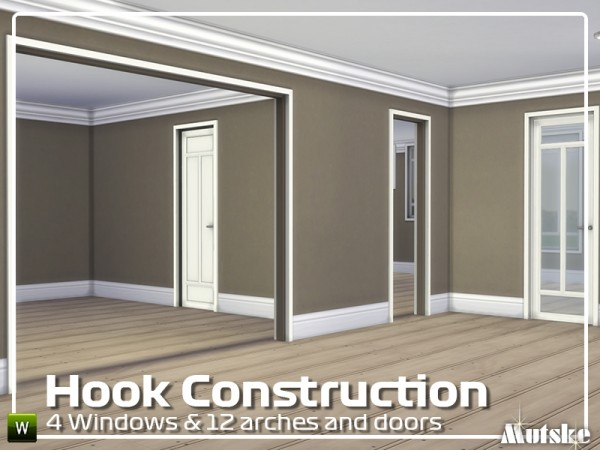 The Sims Resource: Hook Constructionset Part 2 by mutske