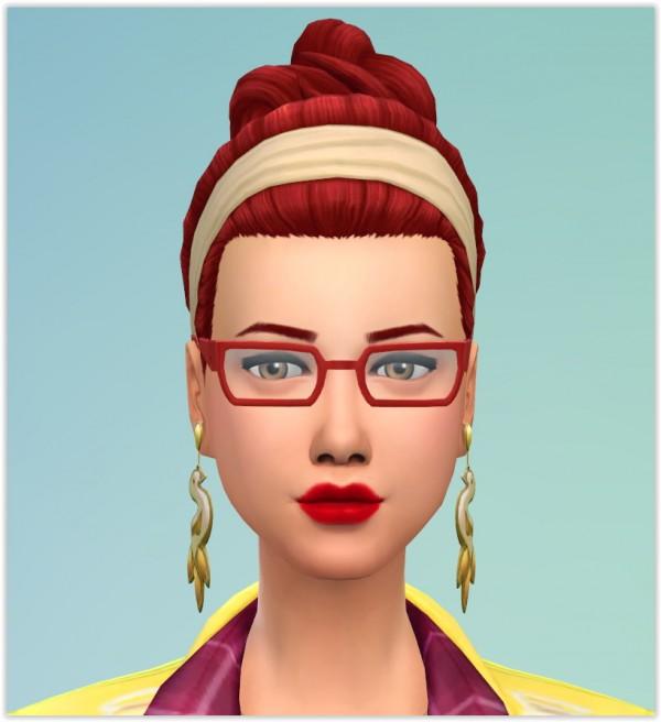 Studio Sims Creation: Severine Carmin