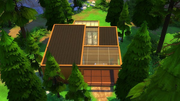 Ihelen Sims: Cottage Seclusion