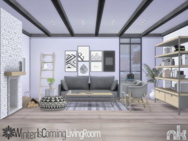 The Sims Resource: Wic Livingroom by nikadema