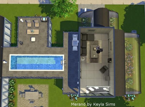 Keyla Sims: Merano House