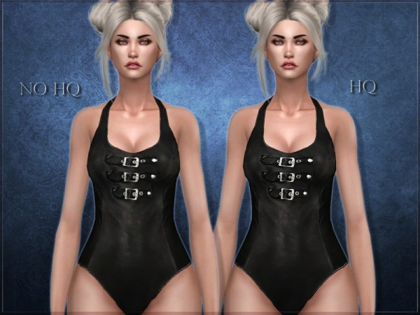 The Sims Resource: Structure Swimsuit by RemusSirion
