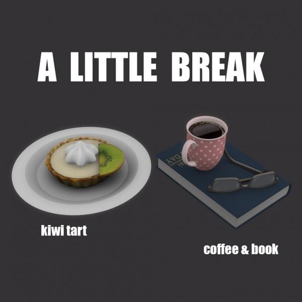 Les Sims 4: A Little Break
