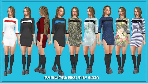 All by Glaza: Dress 51