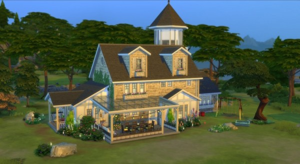 Sims Artists The Old Lighthouse Sims 4 Downloads