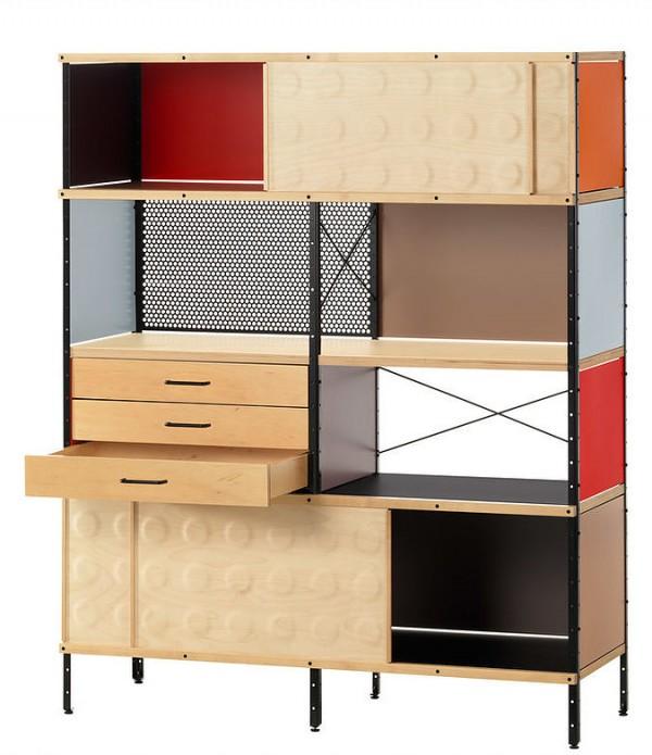 Meinkatz Creations: Eames Storage Unit ESU