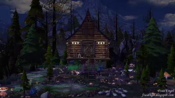 Frau Engel: Baba Yagas House