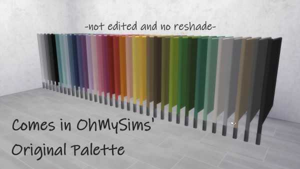Mod The Sims: Animated and Functional Bathroom Stalls by DreamaDove