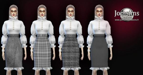 Jom Sims Creations: Zaika dress