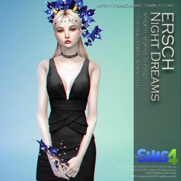 ErSch Sims: Night Dreams Set