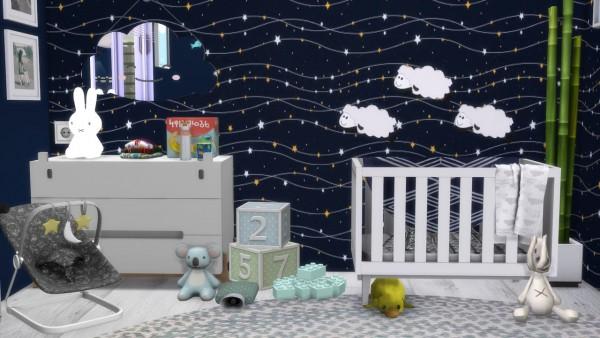 Models Sims 4: Boys Nursery