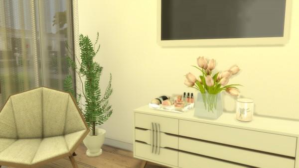 Dinha Gamer: Warm and Vogusih Bedroom