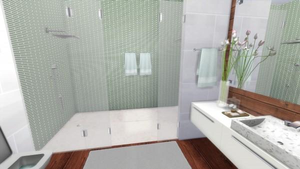 Dinha Gamer: Stylish and Natural Bathroom