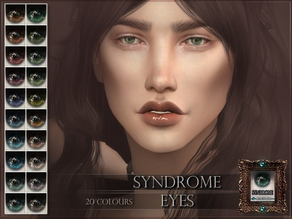 The Sims Resource: Syndrome Eyes by RemusSirion