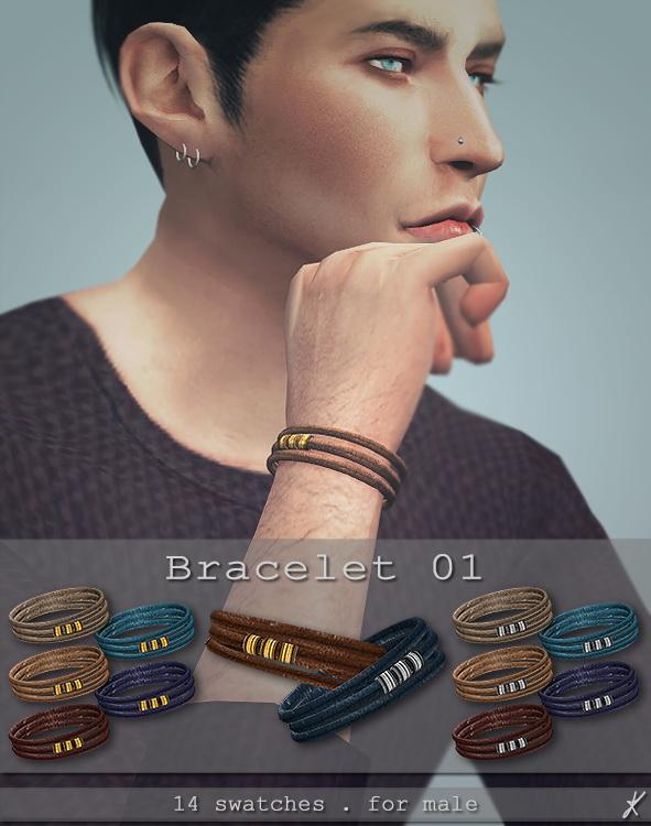 Quirky Kyimu: Bracelet 01