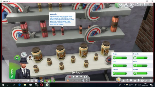 Mod The Sims: Spice Jars can be sold and storage on retail fridges by trendorina
