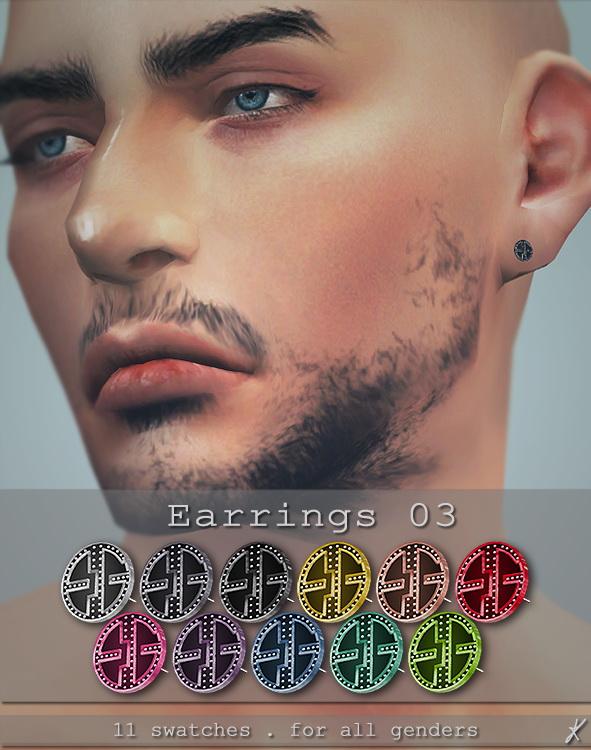 Quirky Kyimu: Earrings 03