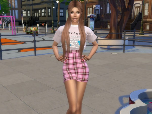 The Sims Resource: Marisol Pearl by divaka45