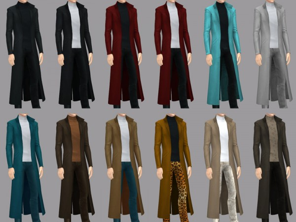The Sims Resource: Urban Ranger outfit by WistfulCastle